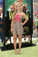 "LOS ANGELES - AUG 5:  Sierra McCormick arrives at the ""ParaNorman"" Premiere at Universal CityWalk on August 5, 2012 in Universal City, CA © mpi27/MediaPunch Inc"