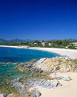 Italy, Sardinia, Barisardo at the east coast - secluded beach