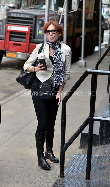 WWW.ACEPIXS.COM<br /> <br /> June 9 2015, New York City<br /> <br /> Actress Marilu Henner shopping in the Village on June 9 2015 in New York City.<br /> <br /> <br /> <br /> Please byline: Curtis Means/ACE Pictures<br /> <br /> ACE Pictures, Inc.<br /> www.acepixs.com, Email: info@acepixs.com<br /> Tel: 646 769 0430
