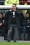 01.12.2018,  GER; 2. FBL, FC St. Pauli vs SG Dynamo Dresden ,DFL REGULATIONS PROHIBIT ANY USE OF PHOTOGRAPHS AS IMAGE SEQUENCES AND/OR QUASI-VIDEO, im Bild Trainer Markus Kauczinski (Pauli) Foto © nordphoto / Witke *** Local Caption ***