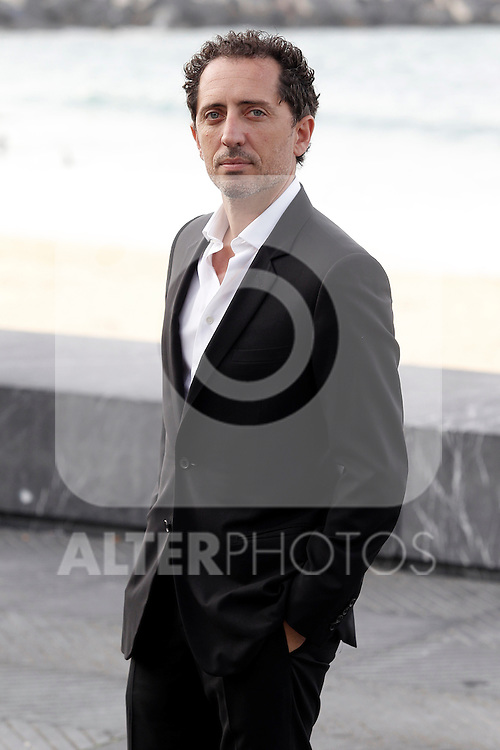 The actor Gad Elmaleh attends the photocall of 'Le Capital' during the 60th San Sebastian Donostia International Film Festival - Zinemaldia.September 27,2012.(ALTERPHOTOS/ALFAQUI/Acero)
