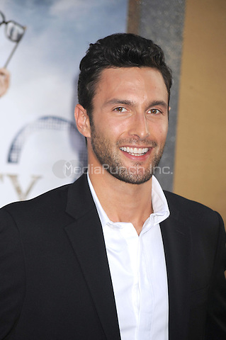 Noah Mills at the film premiere of 'Sex and the City 2' at Radio City Music Hall in New York City. May 24, 2010.Credit: Dennis Van Tine/MediaPunch