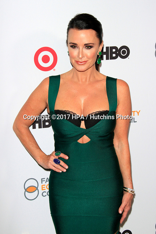 LOS ANGELES - MAR 11:  Kyle Richards at the Family Equality Council's Annual Impact Awards at the  Beverly Wilshire Hotel on March 11, 2017 in Beverly Hills, CA