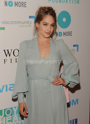 New York,NY-May 29: Jemima Kirke Attends Mariska Hargitayís Joyful Heart Foundation 10th anniversary  in New York City on May 29, 2014. Credit: John Palmer/MediaPunch