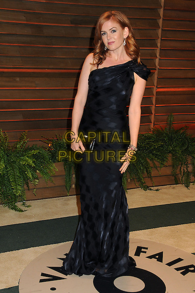 02 March 2014 - West Hollywood, California - Isla Fisher. 2014 Vanity Fair Oscar Party following the 86th Academy Awards held at Sunset Plaza. <br /> CAP/ADM/BP<br /> &copy;Byron Purvis/AdMedia/Capital Pictures