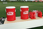 11 January 2015: Advocare is the Official Sports Nutrition partner of Major League Soccer. The 2015 MLS Player Combine was held on the cricket oval at Central Broward Regional Park in Lauderhill, Florida.