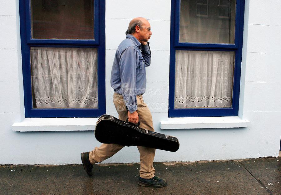 Willie Clancy Irish music festival. Miltown Malbay County Clare, Ireland.
