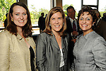 From left: Sheridan Joslin, Deborah Ballard and JoAnn Grisanti at the Men of Distinction Luncheon at the River Oaks Country Club Wednesday May 05,2010.  (Dave Rossman Photo)
