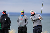 Mark Power (Kilkenny Golf Club) during the 3rd round of matchplay at the 2018 West of Ireland, in Co Sligo Golf Club, Rosses Point, Sligo, Co Sligo, Ireland. 02/04/2018.<br /> Picture: Golffile | Fran Caffrey<br /> <br /> <br /> All photo usage must carry mandatory copyright credit (&copy; Golffile | Fran Caffrey)