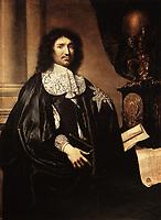 Jean-Baptiste Colbert<br /> <br /> Jean-Baptiste Colbert n&eacute; le 29 ao&ucirc;t 1619 &agrave; Reims, mort le 6 septembre 1683 &agrave; Paris, est un des principaux ministres de Louis XIV.