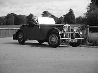 BSA Sports Cars - 1939