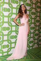 LOS ANGELES - JAN 6:  Angela Sarafyan at the 2019 HBO Post Golden Globe Party at the Beverly Hilton Hotel on January 6, 2019 in Beverly Hills, CA