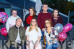 Amy Murphy from Listowel celebrating her 16th birthday in Ristorante Uno on Saturday night.  Seated l-r, Anthony Fletton, Amy and Chloe Murphy.<br /> Back l-r, Chantelle O&rsquo;Regan, Natalie Mason, Daniel Touhy and Amber Dunne.