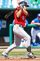 Emerson Frostad May 5th, 2010; Oklahoma CIty Redhawks vs Omaha Royals at historic Rosenblatt Stadium in Omaha Nebraska.  Photo by: William Purnell/Four Seam Images