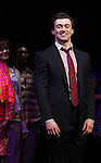 Bryce Pinkham with the Company.during the Broadway Opening Night Performance Curtain Call for  'GHOST' a the Lunt-Fontanne Theater on 4/23/2012 in New York City.