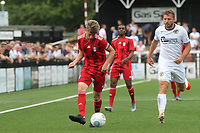 Connor McAvoy of Fulham in action during Bromley vs Fulham, Friendly Match Football at the H2T Group Stadium on 6th July 2019