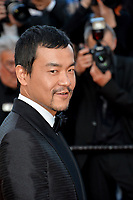 Fan Liao at the gala screening for &quot;The Eternals&quot; at the 71st Festival de Cannes, Cannes, France 11 May 2018<br /> Picture: Paul Smith/Featureflash/SilverHub 0208 004 5359 sales@silverhubmedia.com