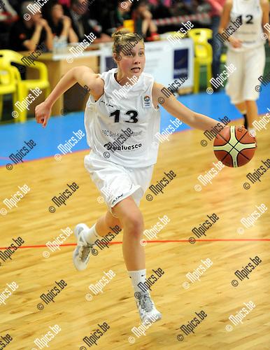 11-11-03 / Basketbal / seizoen 2011-2012 / Sint Katelijne Waver / Nauwelaers An-Katrien..Foto: Mpics