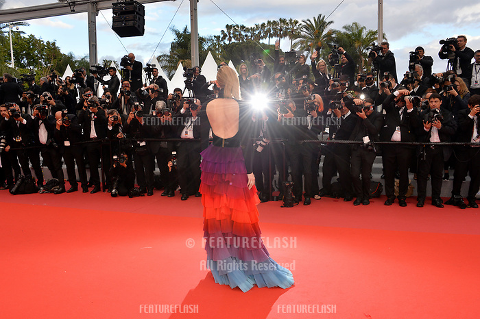 Cate Blanchett at the gala screening for &quot;BLACKKKLANSMAN&quot; at the 71st Festival de Cannes, Cannes, France 14 May 2018<br /> Picture: Paul Smith/Featureflash/SilverHub 0208 004 5359 sales@silverhubmedia.com