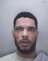 "Pictured: Police handout picture of Kyle Kennedy<br /> Re: A man has been found guilty of causing the deaths of a father and son by dangerous driving.<br /> Kyle Kennedy, 29, of Harris Avenue, Rumney , Cardiff was found guilty of causing the deaths of Simon Lewis and Simon Jr – who was unborn at the time of the crash – by dangerous driving on New Year's Eve.<br /> Kennedy had denied the charges but had admitted causing their deaths by careless driving.<br /> After the jury returned two guilty verdicts it emerged Kennedy was banned from driving at the time of the crash and had a string of previous convictions – including for trying to run down a policeman with a motorcycle.<br /> The court also heard that he had taken the Peugeot driven in this case without consent.<br /> ""He has two further convictions for dangerous driving and there is a third conviction for dangerous driving when he used a a bike as a weapon against a police office,"" prosecutor Matthew Cobbe said."
