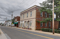 Historical main street in Madison County, Virginia Photo/Andrew Shurtleff