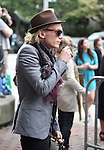 Jamie Campbell Bower attending the The 2012 Toronto International Film Festival.Red Carpet Arrivals for 'Writers' at the Ryerson Theatre in Toronto on 9/9/2012