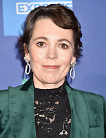 PALM SPRINGS, CA - JANUARY 03: Olivia Colman attends the 30th Annual Palm Springs International Film Festival Film Awards Gala at Palm Springs Convention Center on January 3, 2019 in Palm Springs, California.<br /> CAP/ROT/TM<br /> ©TM/ROT/Capital Pictures