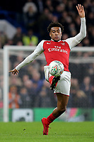 Arsenal's Alex Iwobi in action during Chelsea vs Arsenal, Caraboa Cup Football at Stamford Bridge on 10th January 2018