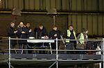 BT Sport pundits at the match