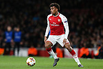 Alex Iwobi of Arsenal during the UEFA Europa League Quarter-Final 1st leg match at the Emirates Stadium, London. Picture date 5th April 2018. Picture credit should read: Charlie Forgham-Bailey/Sportimage