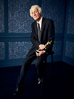 Oscar® winner Roger Deakins during the 92nd Oscars® on Sunday, February 9, 2020 at the Dolby Theatre® in Hollywood, CA, televised live by the ABC Television Network.<br /> *Editorial Use Only*<br /> CAP/AMPAS<br /> Supplied by Capital Pictures