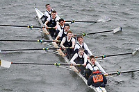 Crew: 109  Reading Blue Coat Sch  Event: School J16 1st eights<br /> <br /> Schools' Head of the River 2017<br /> <br /> To purchase this photo, or to see pricing information for Prints and Downloads, click the blue 'Add to Cart' button at the top-right of the page.