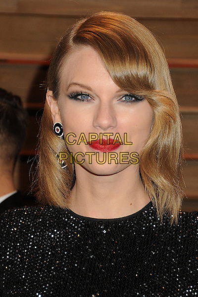 02 March 2014 - West Hollywood, California - Taylor Swift. 2014 Vanity Fair Oscar Party following the 86th Academy Awards held at Sunset Plaza.  <br /> CAP/ADM/BP<br /> &copy;Byron Purvis/AdMedia/Capital Pictures