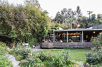 Ranch House restaurant, Ojai, California.