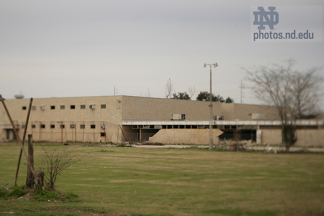 A school in the Lower Ninth Ward