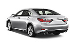 Car pictures of rear three quarter view of 2016 Lexus ES 350 4 Door Sedan 2WD Angular Rear