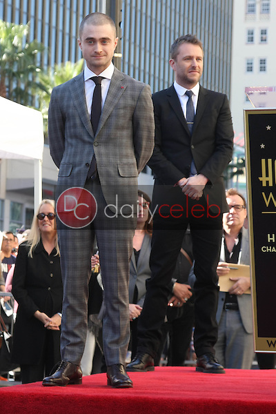 Daniel Radcliffe, Chris Hardwick<br />