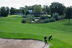 ELST - hole 11 met clubhuis. Golfbaan Landgoed Welderen. COPYRIGHT  KOEN SUYK