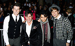 "HOLLYWOOD, CA. - February 24: Musicians Honor Society arrive at the Los Angeles premiere of ""Jonas Brothers: The 3D Concert Experience"" at the El Capitan Theatre on February 24, 2009 in Los Angeles, California."