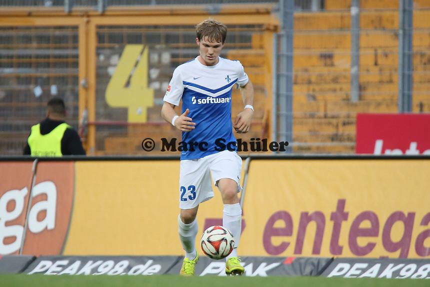 Florian Jungwirth (SV 98) - SV Darmstadt 98 vs. FSV Frankfurt, Stadion am Boellenfalltor