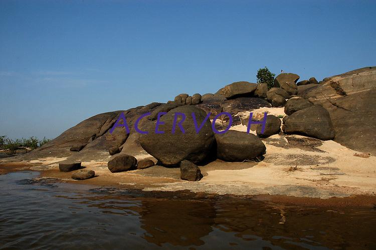 Praias do rio Araguaia<br /> Conceição do Araguaia, Pará, Brasil.<br /> 27/06/2006<br /> Paulo Santos/Interfoto