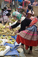 The terms Hmong  and Mong  refer to an Asian ethnic group in the mountainous regions of southeast Asia.  Hmong groups began a gradual southward migration due to political unrest and to find more arable land. As a result, Hmong live in several countries in Southeast Asia, including northern Vietnam, Laos, Thailand and Burma.  There are various types of Hmong throughout Southeast Asia, including Black Hmong and Flower Hmong, named after the styles of their clothing and costumes.