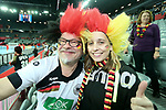 13.01.2018., Arena Zagreb, Zagreb - European Handball Championship, Group C, Round 1, Germany - Montenegro. Fans are waiting for the start of the match<br /> <br /> Foto &copy; nordphoto /  Sanjin Strukic/PIXSELL