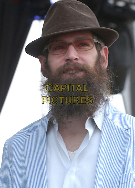 MITISYAHU.2nd Annual Virgin Festival By Virgin Mobile - Day Two held at Pimilco Race Course, Baltimore, Maryland, USA, 05 August 2007..band music live on stage concert gig portrait headshot beard hat glasses.CAP/ADM/DS.©Devin Simmons/AdMedia/Capital Pictures.