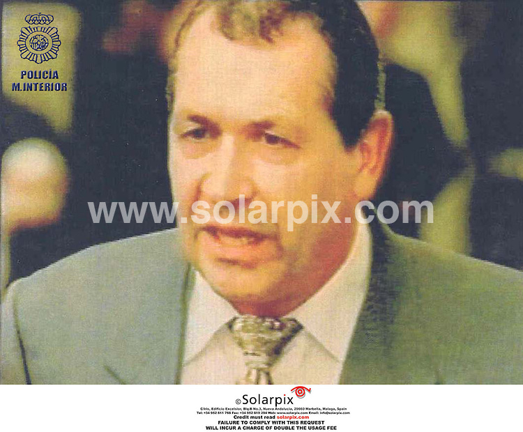 "**ALL ROUND PICTURES FROM SOLARPIX.COM**.**WORLDWIDE SYNDICATION RIGHTS**.picture issued by the Spanish police following the recent arrest in Tenerife of John Palmer the millionaire timeshare baron alias""Goldfinger..JOB REF: 4264         AB1        DATE:12.07.07.**MUST CREDIT SOLARPIX.COM OR DOUBLE FEE WILL BE CHARGED* *UNDER NO CIRCUMSTANCES IS THIS IMAGE TO BE REPRODUCED FOR ANY ONLINE EDITION WITHOUT PRIOR PERMISSION*"