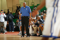 April 9, 2011 - Hampton, VA. USA;  Boo Williams coaches during the 2011 Elite Youth Basketball League at the Boo Williams Sports Complex. Photo/Andrew Shurtleff