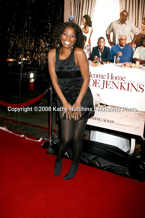 "Vanessa Williams.""Welcome Home Roscoe Jenkins"" World Premiere.Grauman's Chinese Theater.Los Angeles, CA.January 28, 2008.©2008 Kathy Hutchins / Hutchins Photo...."