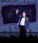 Grey Henson during the Broadway Opening Night Performance Curtain Call of 'Mean Girls' at the August Wilson Theatre on April 8, 2018 in New York City.