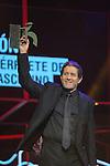 63 Premios Ondas.<br /> Gala de Entrega de los premios.<br /> Pedro Casablanc.