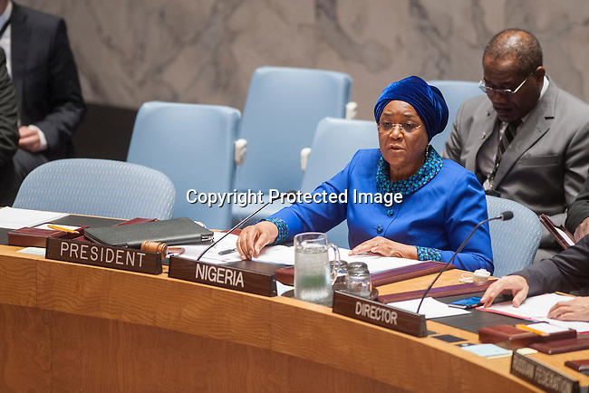 Security Council meeting Maintenance of international peace and security: security sector reform<br /> <br /> Consolidating Security Council engagement on security sector reform: towards further implementation of resolution 2151 (2014)<br /> <br /> Letter dated 11 August 2015 from the Permanent Representative of Nigeria to the United Nations addressed to the Secretary-General (S/2015/614)